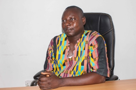 Fallu Sowe, Coordinatrice nationale, NGBV, La Gambie.