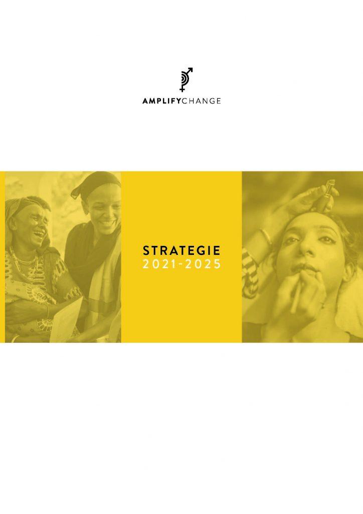 Stratégie AmplifyChange 2021-2025